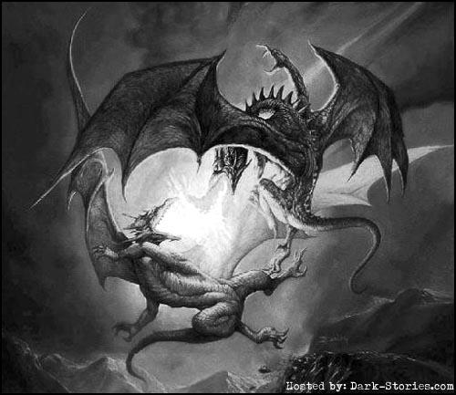 Monstres mythiques et créatures légendaires Dragon
