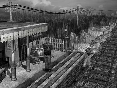 Zauvijek ću te pamtiti igro moja... Traintracks