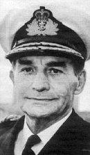 Militaire: Peter John Hill-Norton (amiral, Lord) (1915-2004) Hillnorton2