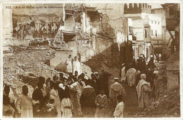 Les Goumiers Marocains (de 1908 à 1956 ) - Page 2 Tritel