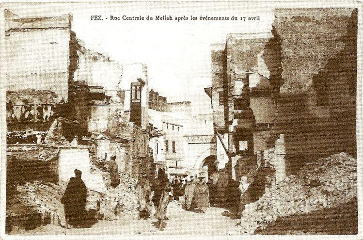Les Goumiers Marocains (de 1908 à 1956 ) - Page 2 Tritel2