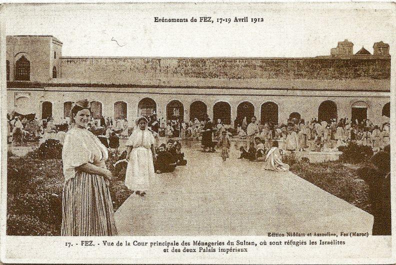 Les Goumiers Marocains (de 1908 à 1956 ) - Page 2 Tritel4