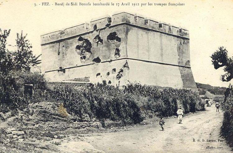 Les Goumiers Marocains (de 1908 à 1956 ) - Page 2 Fes1912c