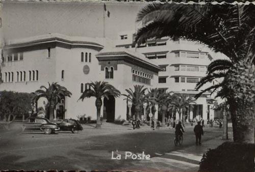 CARTES POSTALES ANCIENNES DE CASABLANCA collection Soly Anidjar - Page 2 Casa17