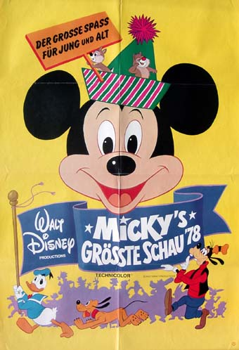 [Walt Disney] Mickey Jubilé (1978) Pl_mickys_gr_schau