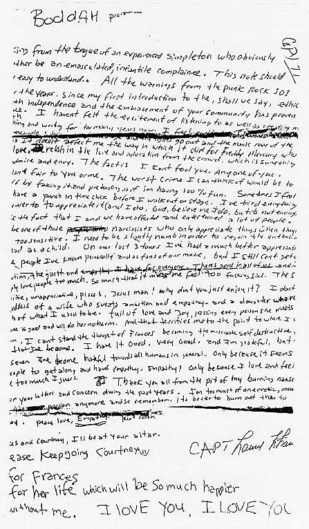 Nirvana Note
