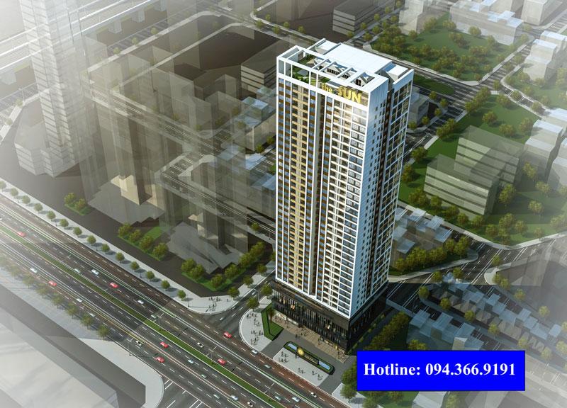 3 lý do căn hộ The Sun Mễ Trì thu hút giới đầu tư Chung-cu-the-sun-me-tri-1