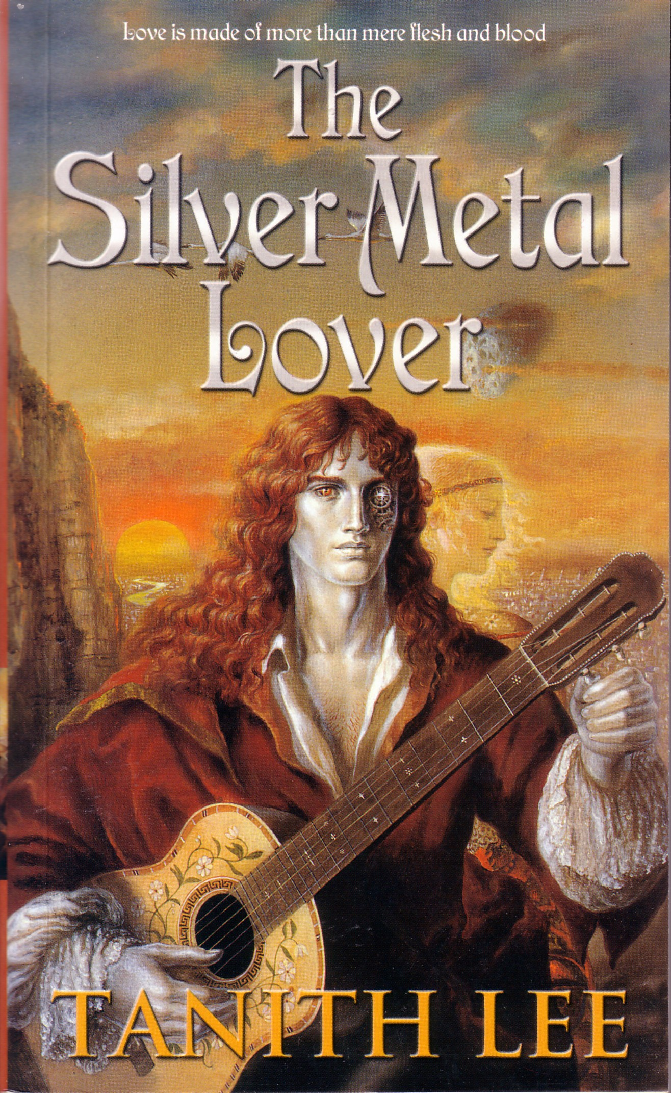 LEE Tanith - The Silver Metal Lover Tla29g