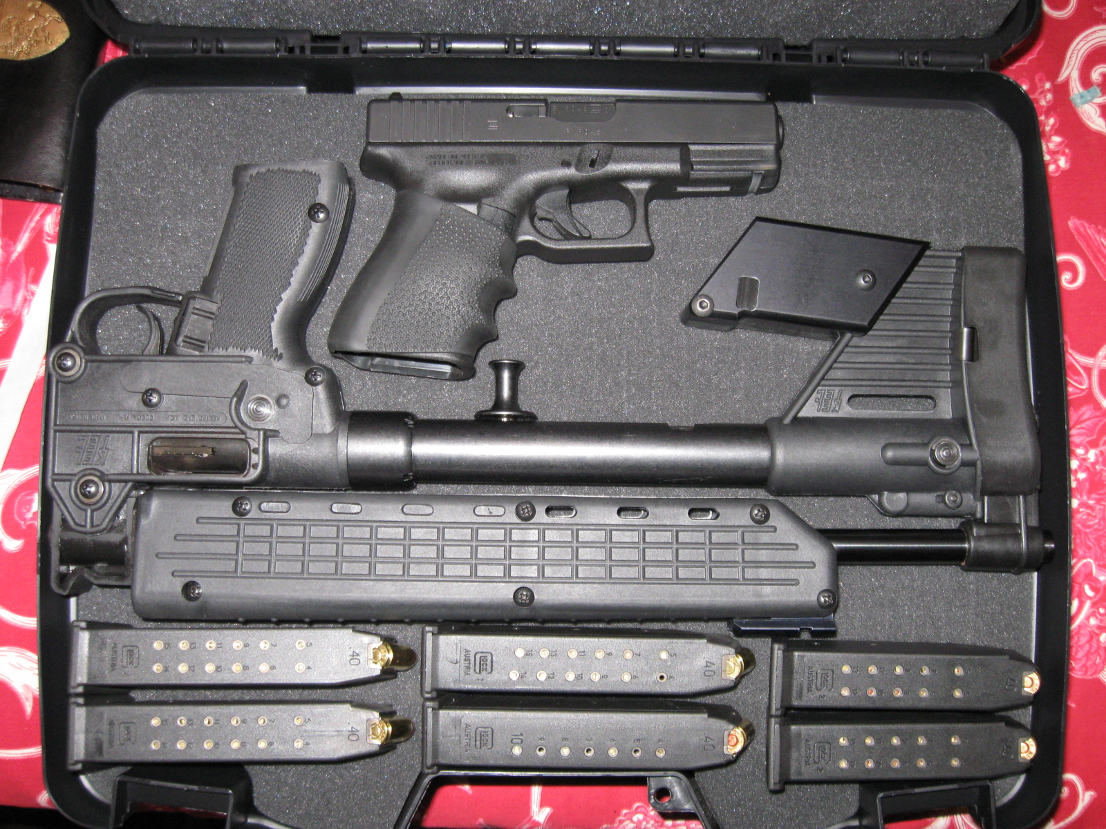 Arme d'épaule compacte pour tirer de 0 à 100m IMG_2216