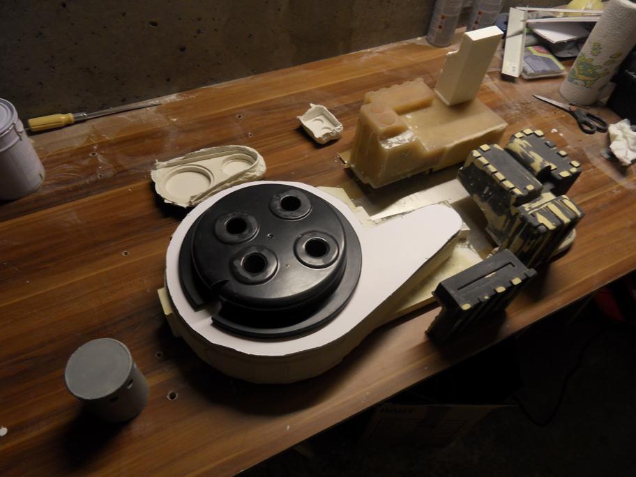 La construction de mon Proton Pack, par Davlin - Page 2 SDC13848