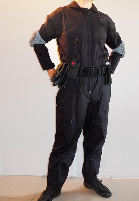 Mon uniforme Hellbent SDC16534s