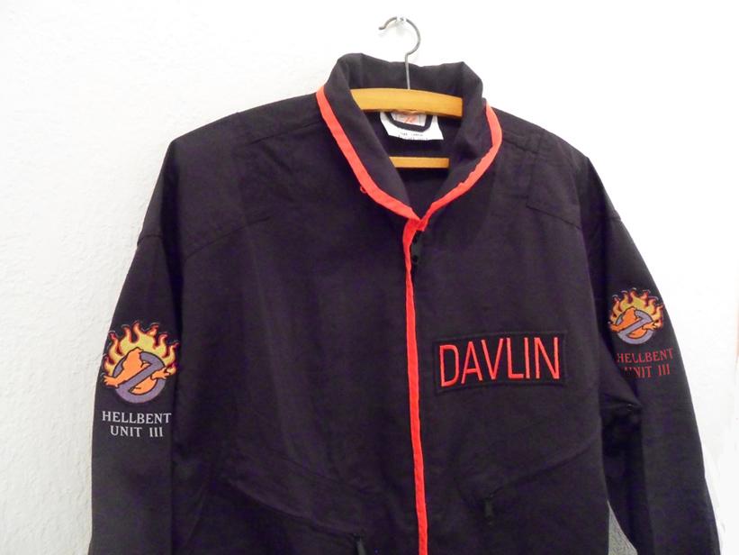 Mon uniforme Hellbent SDC16568logos