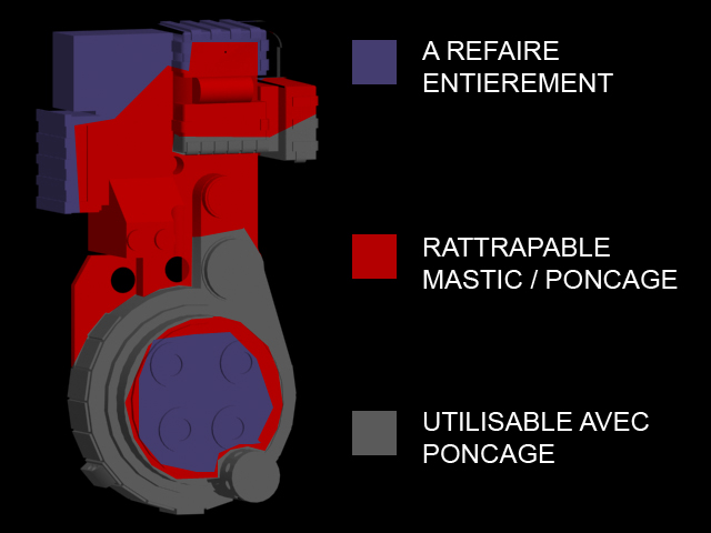 La construction de mon Proton Pack, par Davlin Render