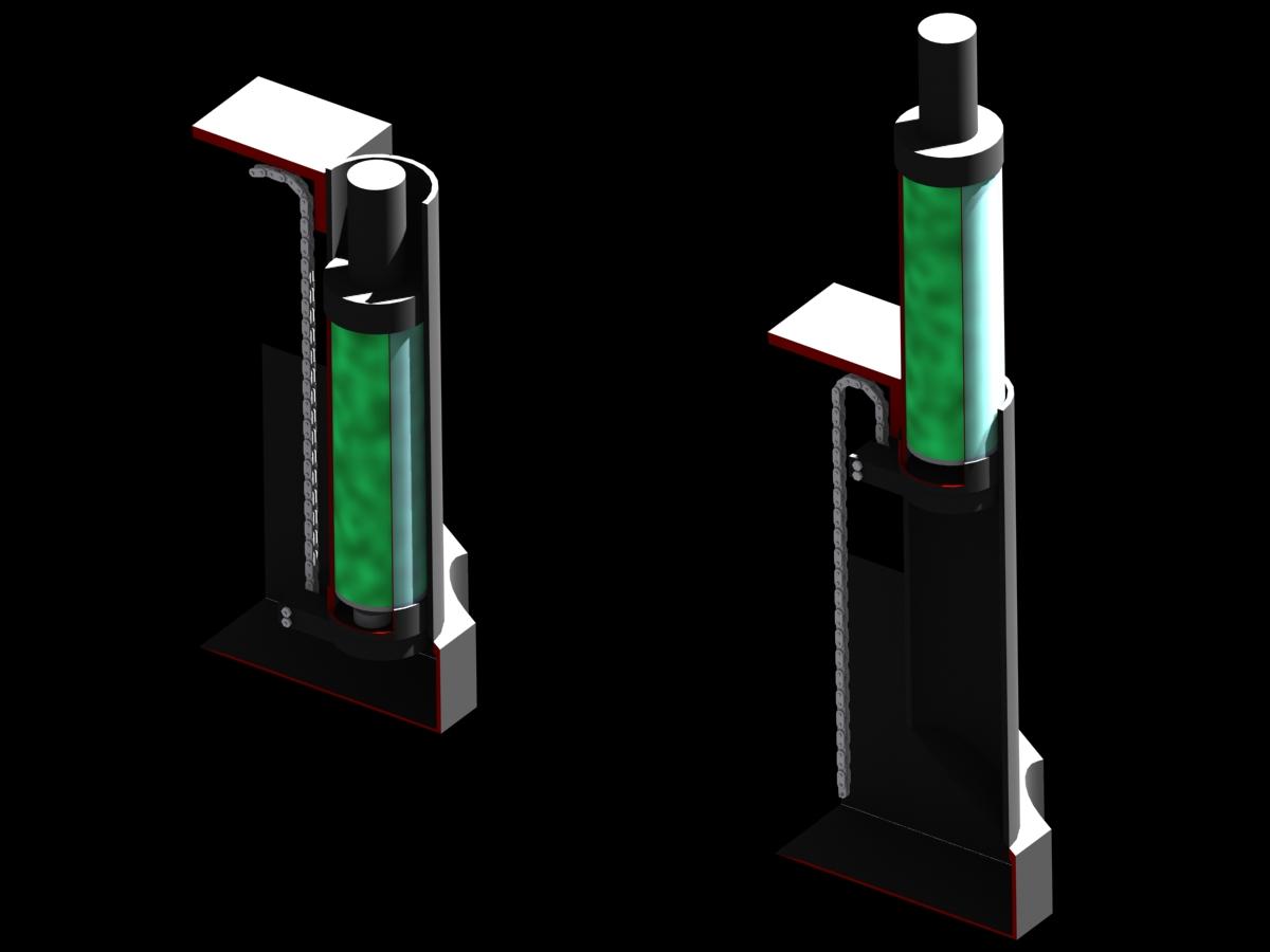 La construction de mon Proton Pack, par Davlin - Page 2 RenderSlime01