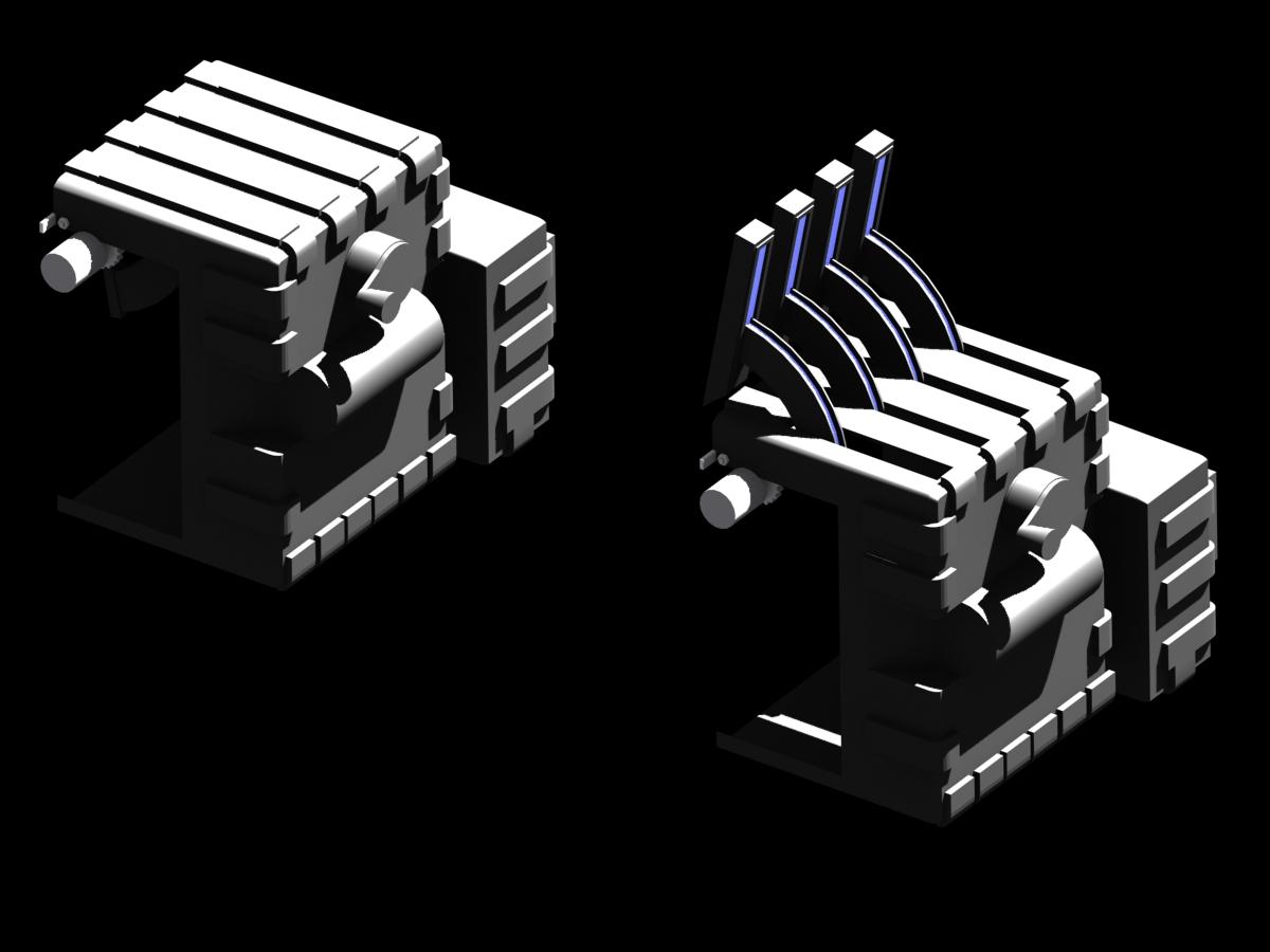 La construction de mon Proton Pack, par Davlin - Page 2 RenderStasis01