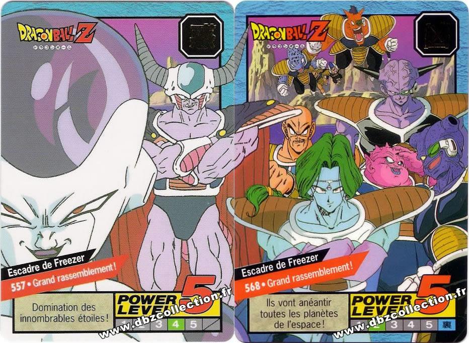 Cartes Dragon Ball P13c