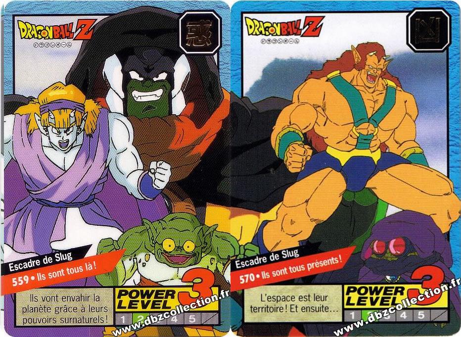 Cartes Dragon Ball P13d