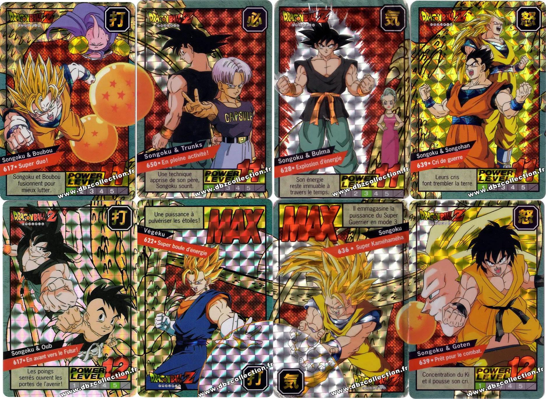 Cartes Dragon Ball Pl15b