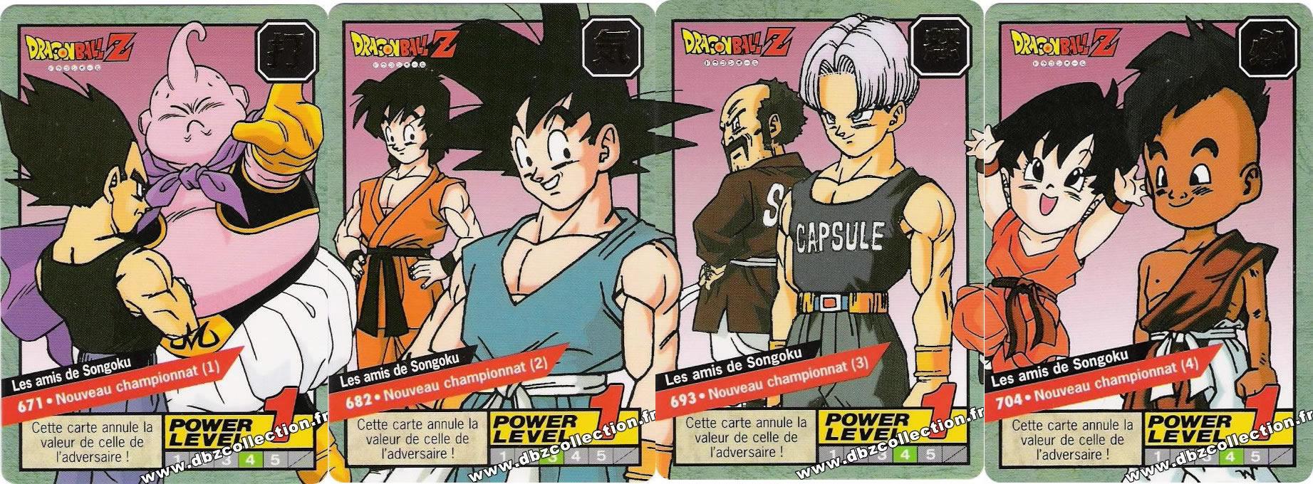 Cartes Dragon Ball Pl16a