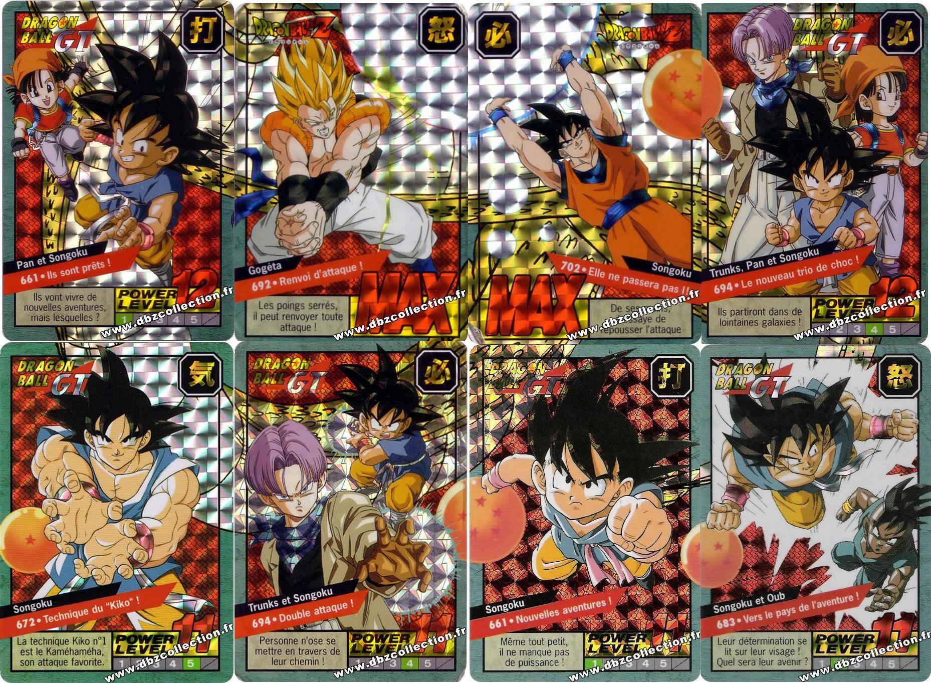 Cartes Dragon Ball Pl16b
