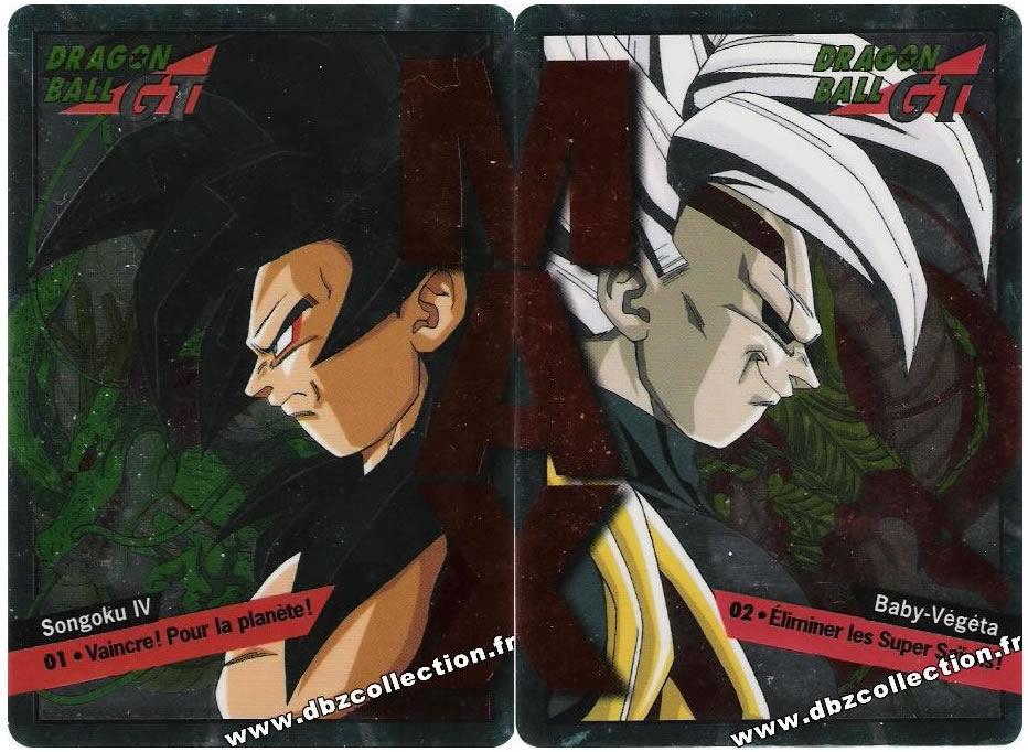 Cartes Dragon Ball Pl19a