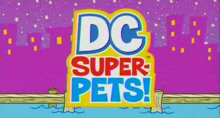 DC Nation Shorts Superpetslogo
