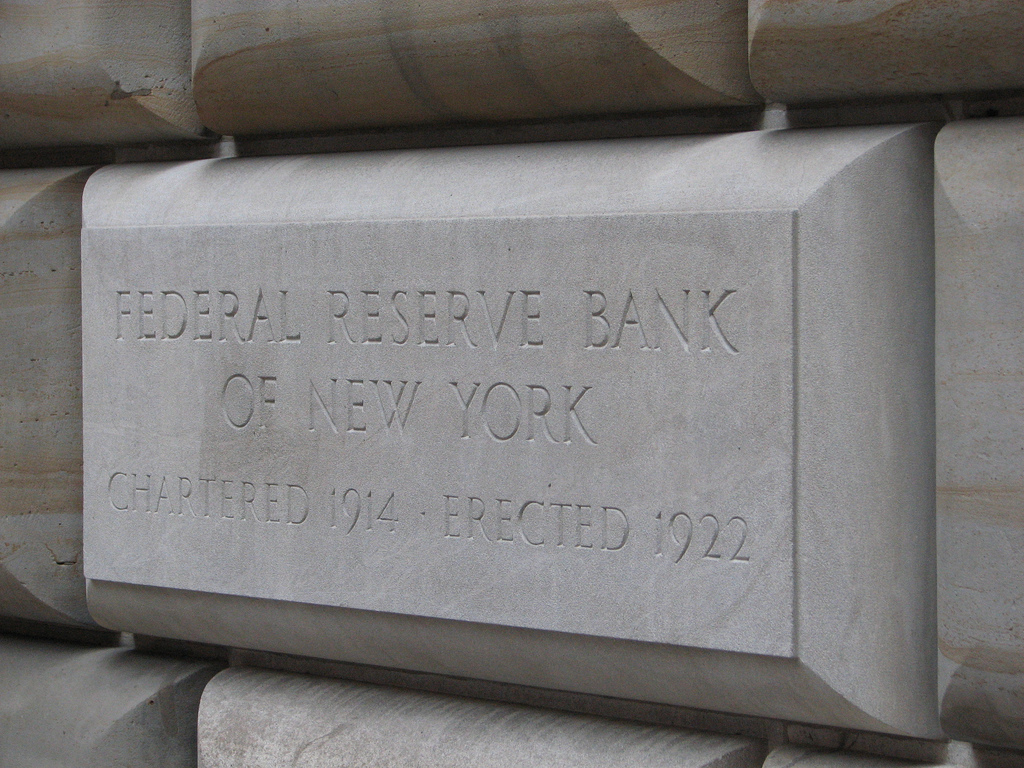 House Votes Overwhelmingly to Audit the Federal Reserve Federal_reserve_bank_of_new_york_building