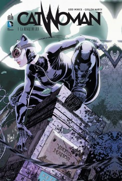Vos lectures... - Page 6 UC_ALBUM_CATWOMAN_T1