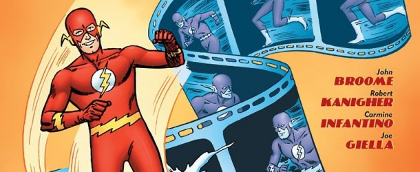 Actualités : DC Planet - Page 2 Flash-Omnibus-Carmine-Infantino-Couverture-610x250