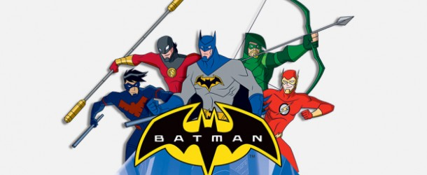 Actualités : DC Planet - Page 2 Batman-unlimited-logo-610x250