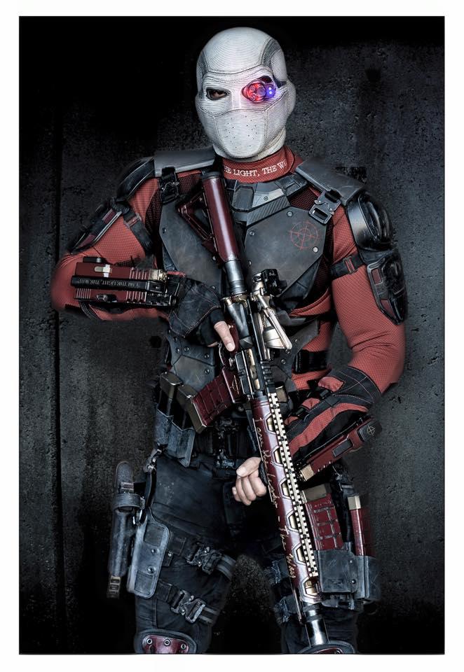 [Photos Officielles] Suicide Squad Will-Smith-Deadshot