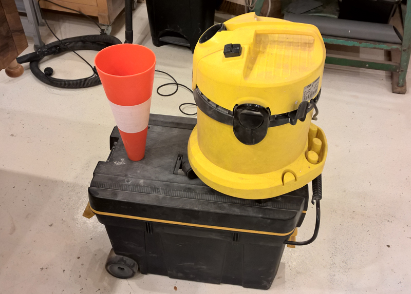 Cyclone - aspi karsher - caisse à outils - cône ! Cyclone-02