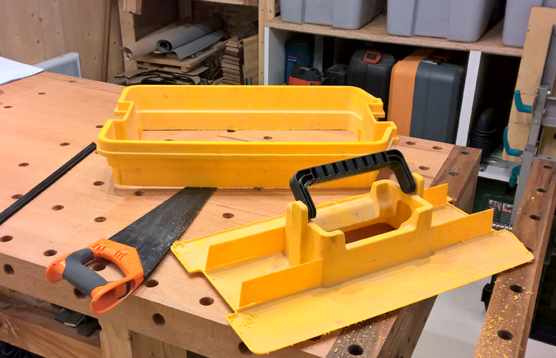 Cyclone - aspi karsher - caisse à outils - cône ! Cyclone-15