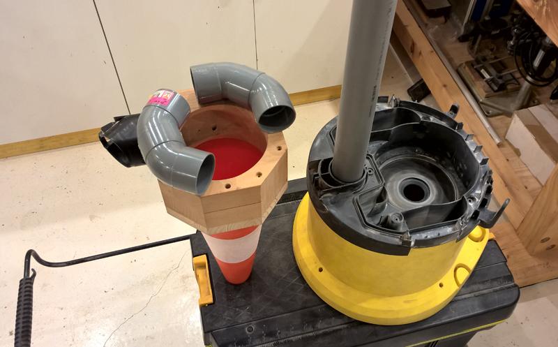 Cyclone - aspi karsher - caisse à outils - cône ! Cyclone-19