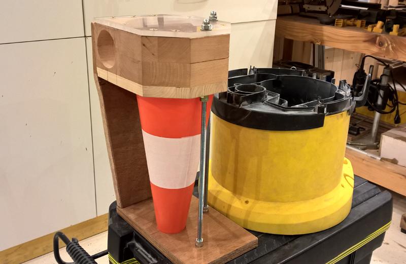 Cyclone - aspi karsher - caisse à outils - cône ! Cyclone-21