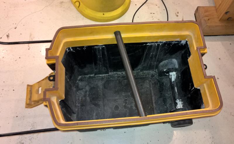 Cyclone - aspi karsher - caisse à outils - cône ! Cyclone-29