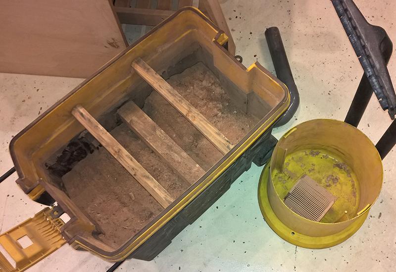 Cyclone - aspi karsher - caisse à outils - cône ! Cyclone-31