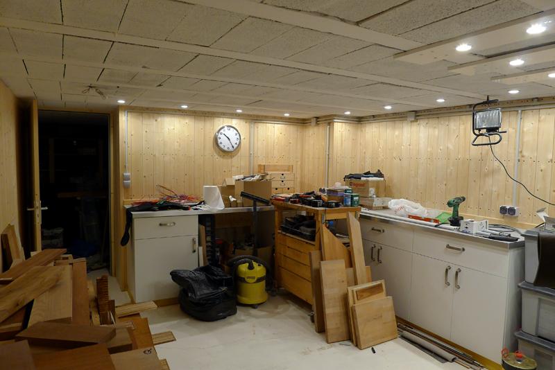 L'atelier de Dagda - Revoir l'aspiration SousSol-119