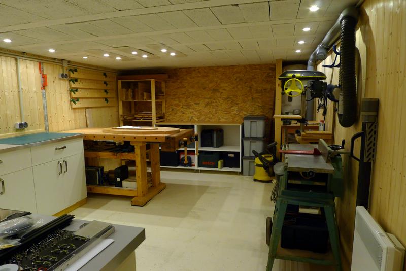 L'atelier de Dagda - Revoir l'aspiration SousSol-254