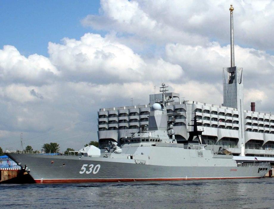 Project 20380 احدث كورفيت في البحرية الروسية (والجزائر) M02009052600001