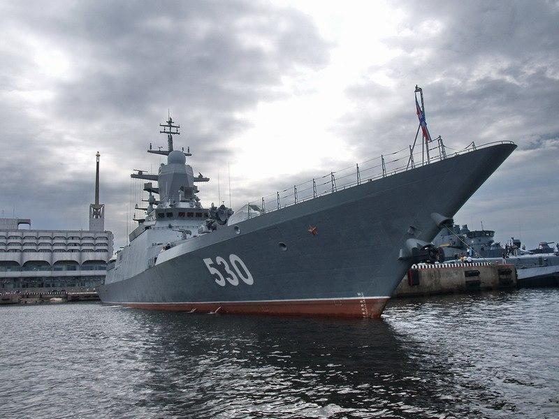 Project 20380 احدث كورفيت في البحرية الروسية (والجزائر) M02011063000001