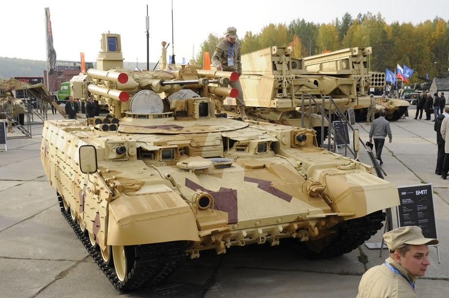 روسيا قد تبيع اسلحة الى ايران تصل قيمتها الى 13 مليار دولار  M02013092600015