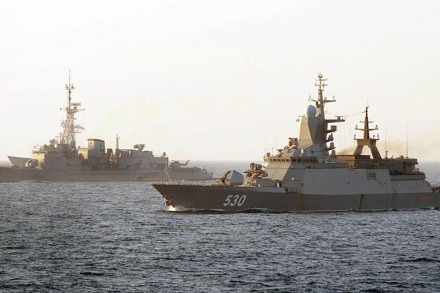 Project 20380 احدث كورفيت في البحرية الروسية (والجزائر) M02014020600001