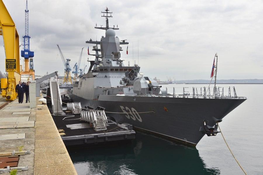 Project 20380 احدث كورفيت في البحرية الروسية (والجزائر) M02014020600002