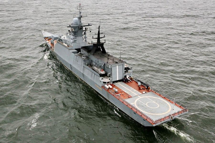 Project 20380 احدث كورفيت في البحرية الروسية (والجزائر) M02014062400009