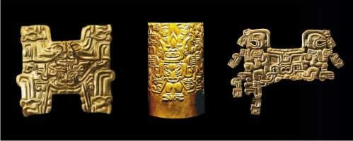 ~~Prehistoria~~ Las sociedades complejas: Próximo Oriente y otras áreas Metalugia-chavin
