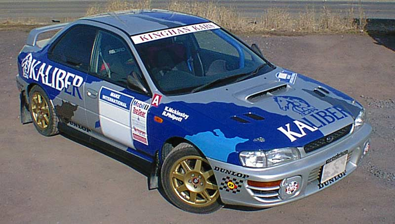 Whats the story with this McKinstry car Kaliber-frq