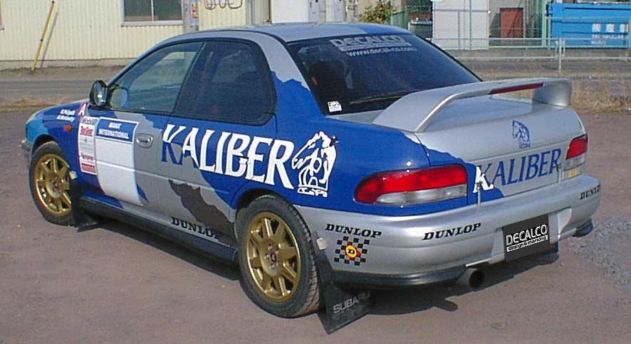 Whats the story with this McKinstry car Kaliber-rlq