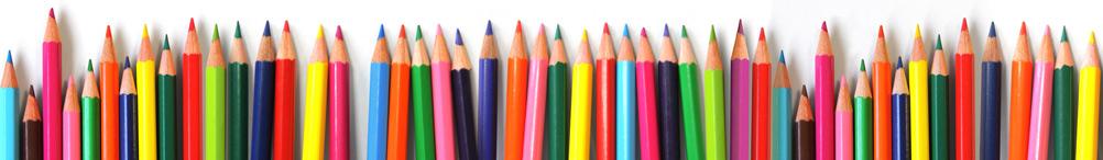 Affiches de pub: 100 coloriages mystères Crayons38x260_large_1