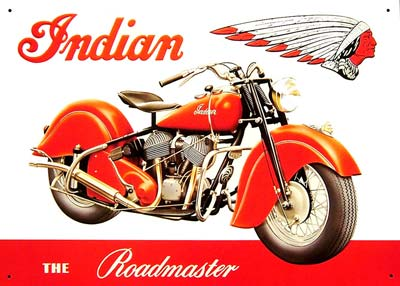 affiches anciennes ou pubs indian 4130-INDIAN